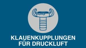 Icon Klauenkupplungen für Druckluft
